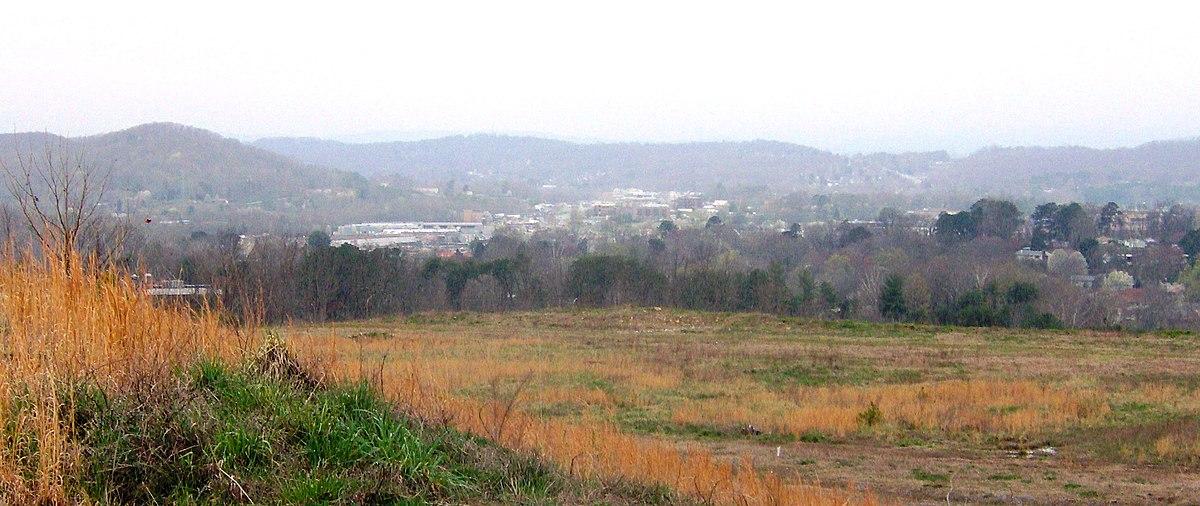 Oak Ridge Tennessee  Wikipedia