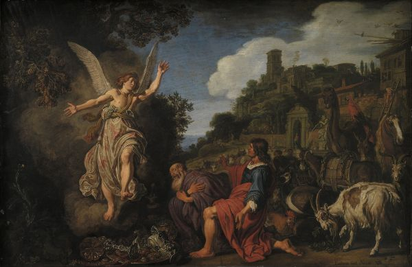 Pieter Lastman Paintings