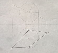 Descriptive Geometry/Complex Solid Intersections
