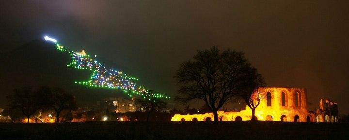 Creative Christmas Light Displays