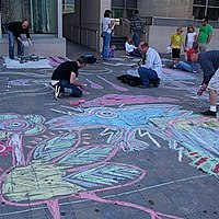 Woman Sues Philly; Arrested for Drawing on Sidewalk | LegalNewsline | Jon Campisi | 3/9/12