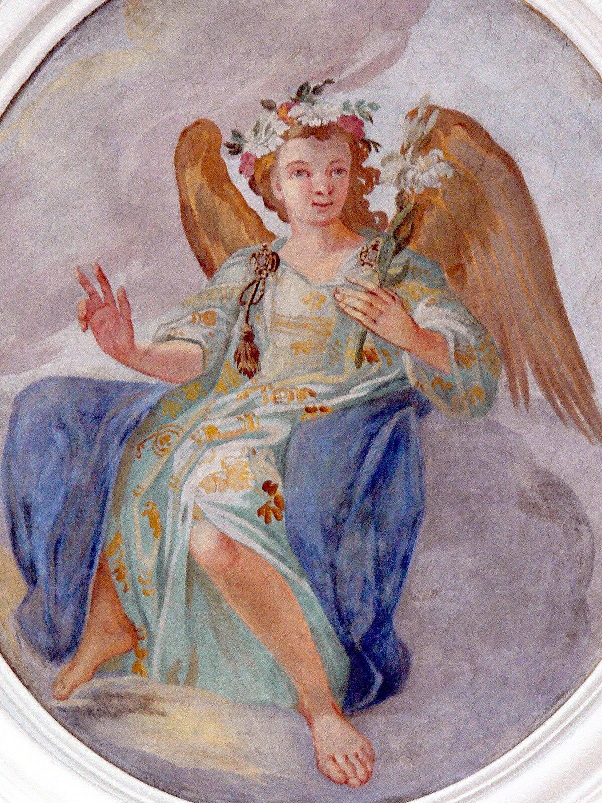 Qu Est Ce Qu Un Archange : archange, Gabriel, (archange), Wikipédia