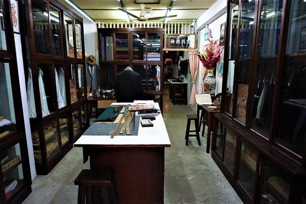 Tailor Shop - www.joyofmuseums.com - Chinatown Heritage Centre, Singapore