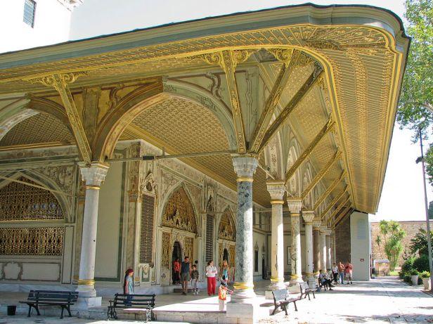 Topkapi Palace - Istanbul - 04