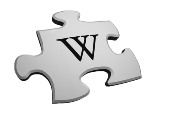 Official Wikipedia affiliate mark