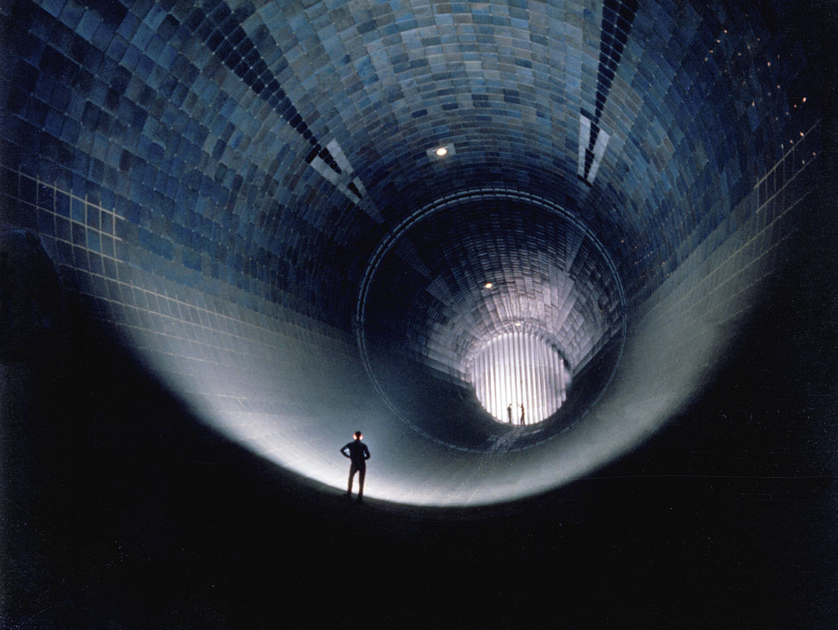 Subsonic And Transonic Wind Tunnel Wikipedia The Free Encyclopedia