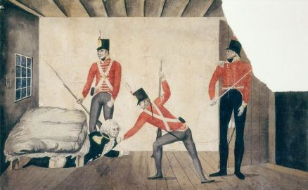 Image result for rum rebellion