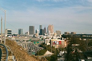 Atlanta, Georgia, USA.