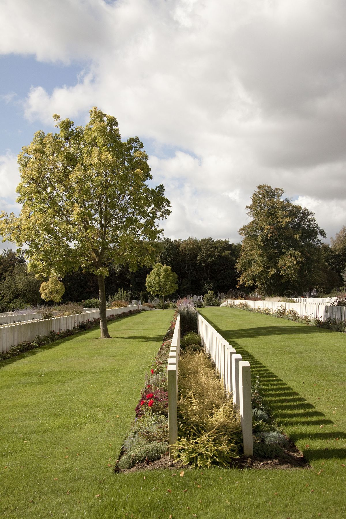 Bailleul Communal Cemetery And Extension  Wikipdia