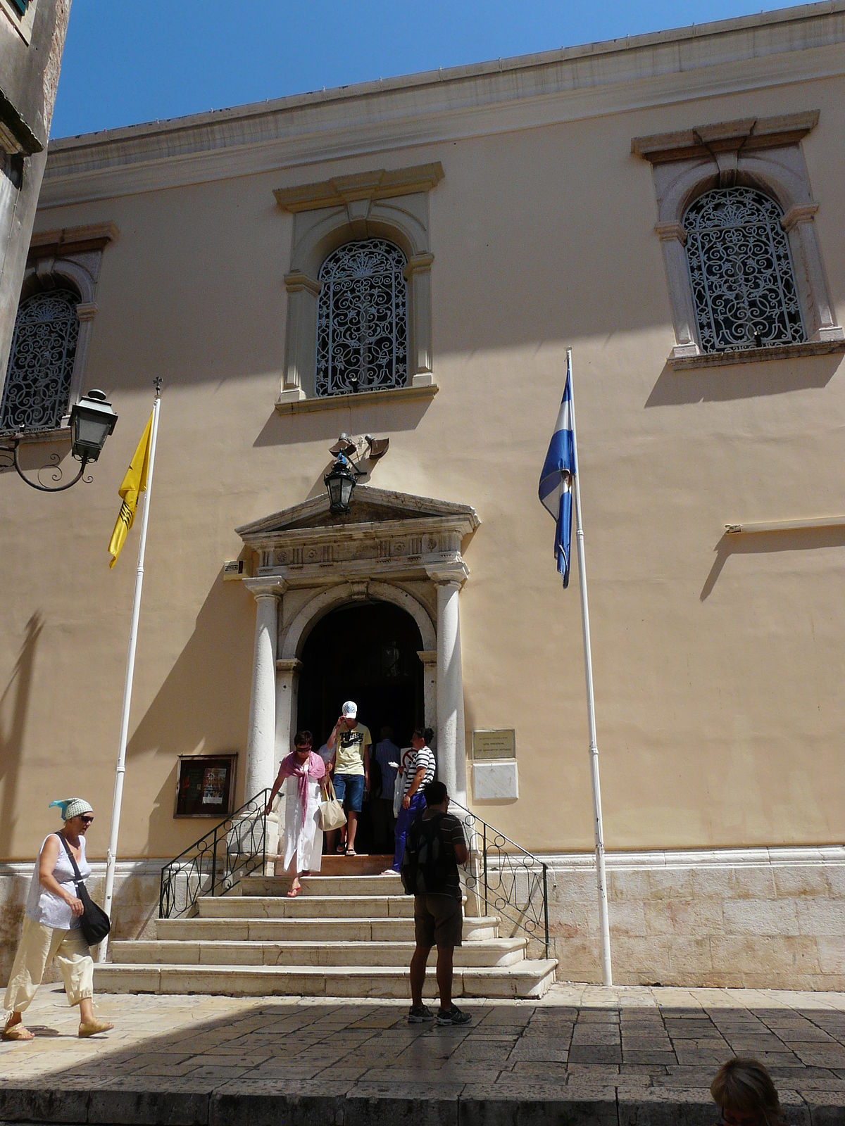 Saint Spyridon Church Wikipedia