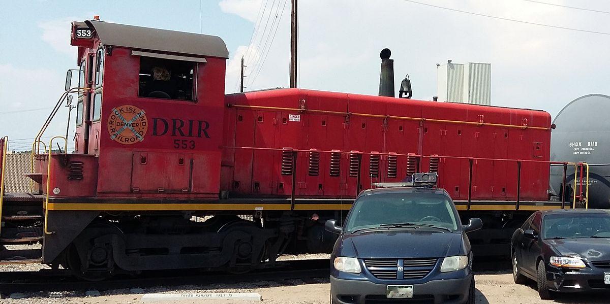 Denver Rock Island Railroad  Wikipedia