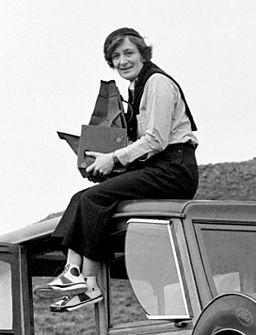 Dorothea Lange 1936 Portrait