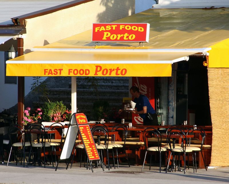 Top  Worst Fast Food Restaurants In Canada