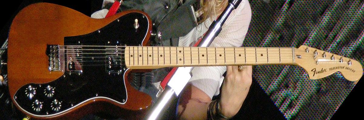 3 Humbucker Strat Wiring Diagram Fender Telecaster Deluxe Wikipedia