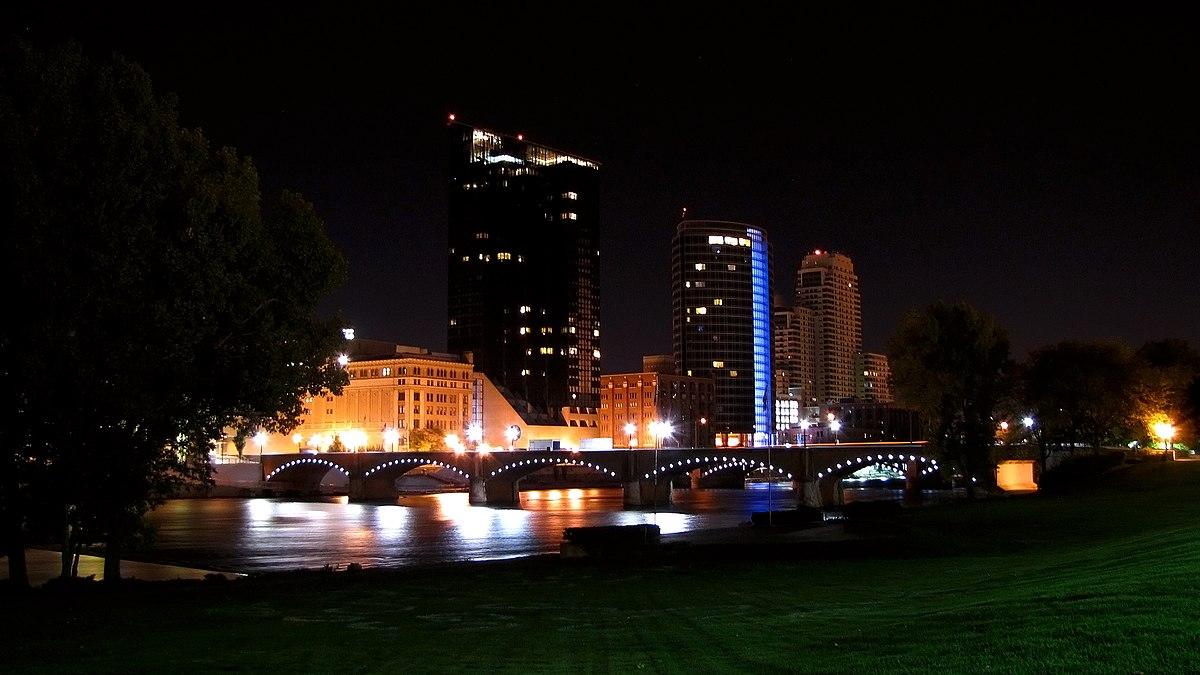 Grand Rapids metropolitan area - Wikipedia