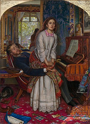 The Awakening Conscience (1853)