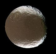Iapetus: The Two-Toned Wonder