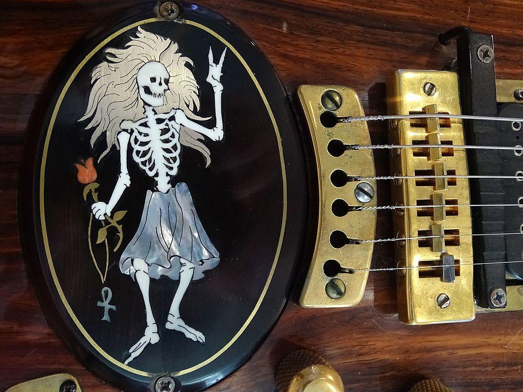 FileJerry Garcia Rosebud Guitar Details Rock Amp Roll