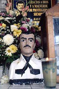 Jesus Malverde Wallpaper : jesus, malverde, wallpaper, Jesús, Malverde, Wikipedia