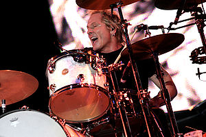 English: Matt Sorum, velvet revolver