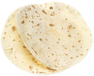 Flour Tex-Mex tortillas