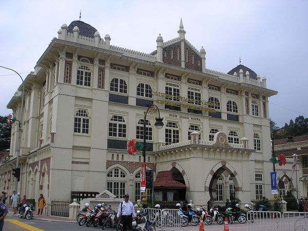 National Museum Kuala Lumpur Malaysia