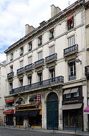 Rue de lArcade  Wikipdia