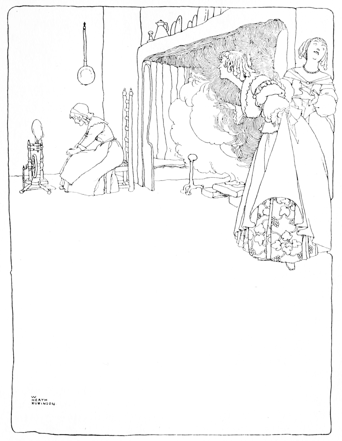 File:Page 117 of Old time stories (Perrault, Robinson).png