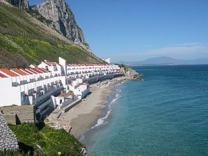 Sandy Bay Gibraltar