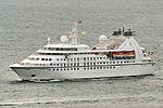 Seabourn Spirit (ship, 1989) IMO 8807997; in Split, 2011-11-08.jpg