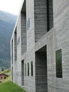 Therme Vals wall structure, Vals, Graubünden, Switzerland - 20060811.jpg
