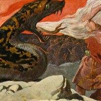 古代神話における蛇神の物語