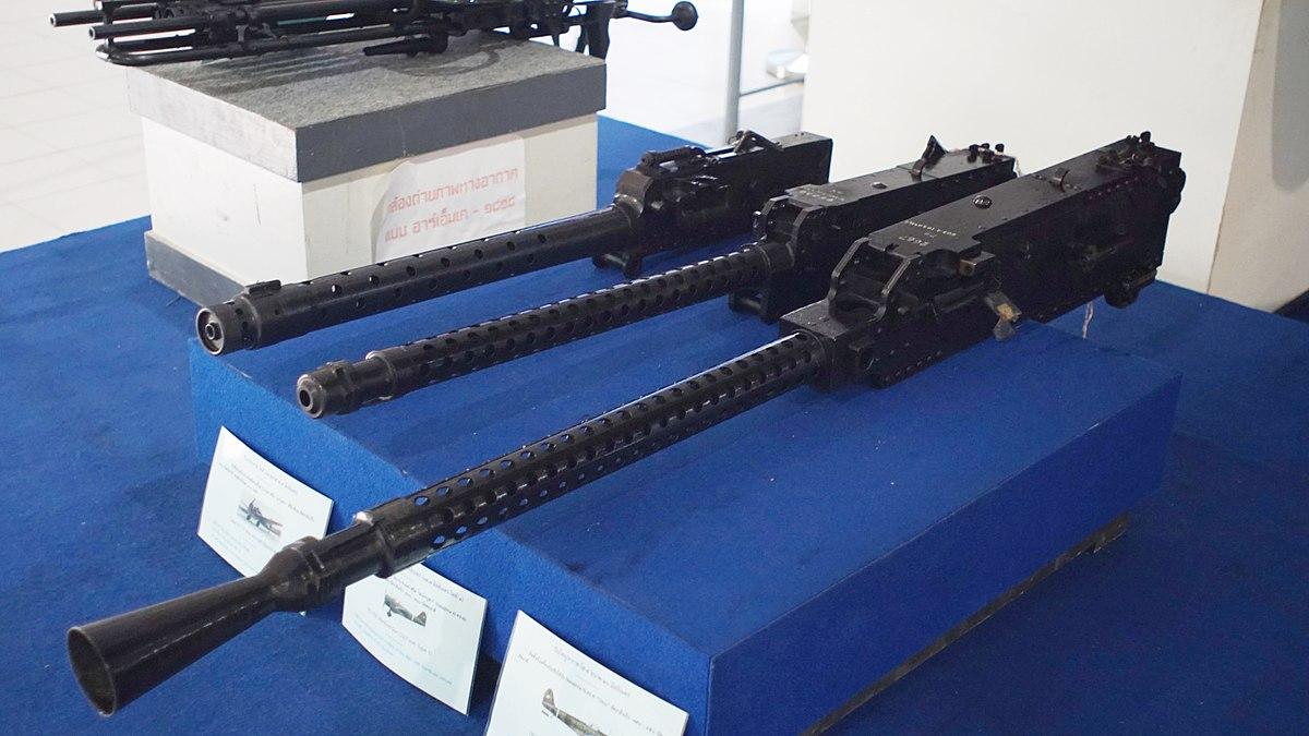 Gun Cannon Machine 20mm