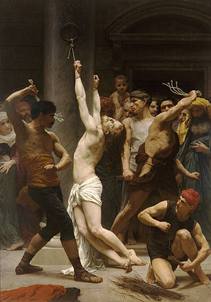 The Flagellation of Our Lord Jesus Christ (1880)