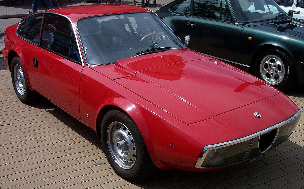 Alfa Romeo Junior Zagato  Wikipedia