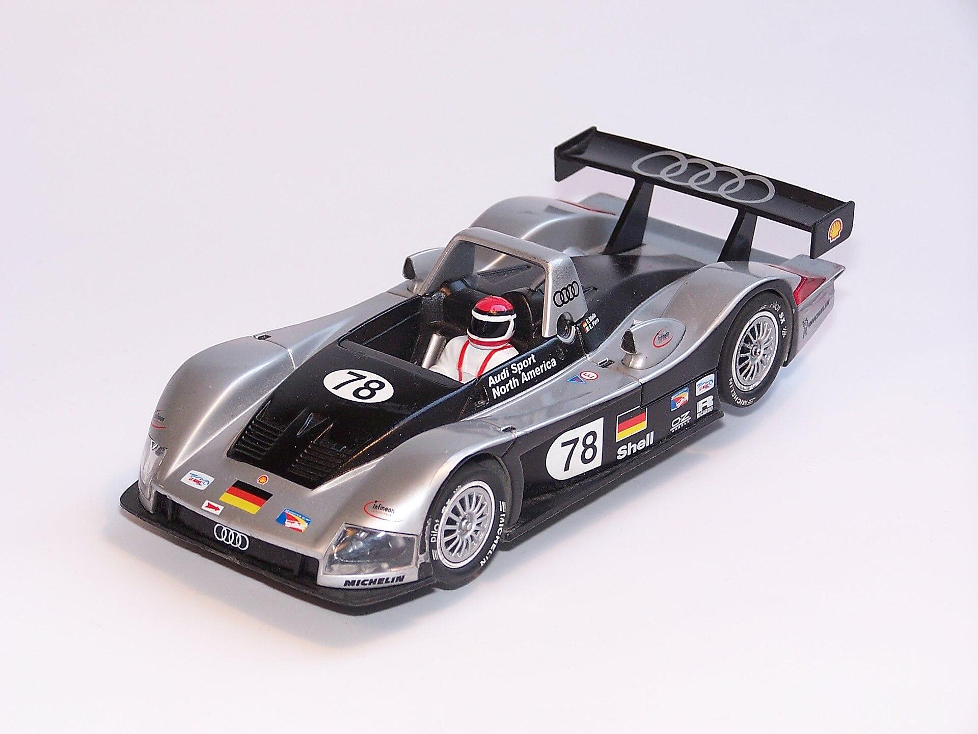 1 32 Slot Car Track Layouts