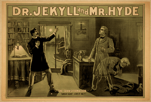 Poster from the 1880s.