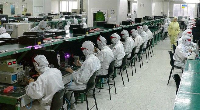 electronics, China