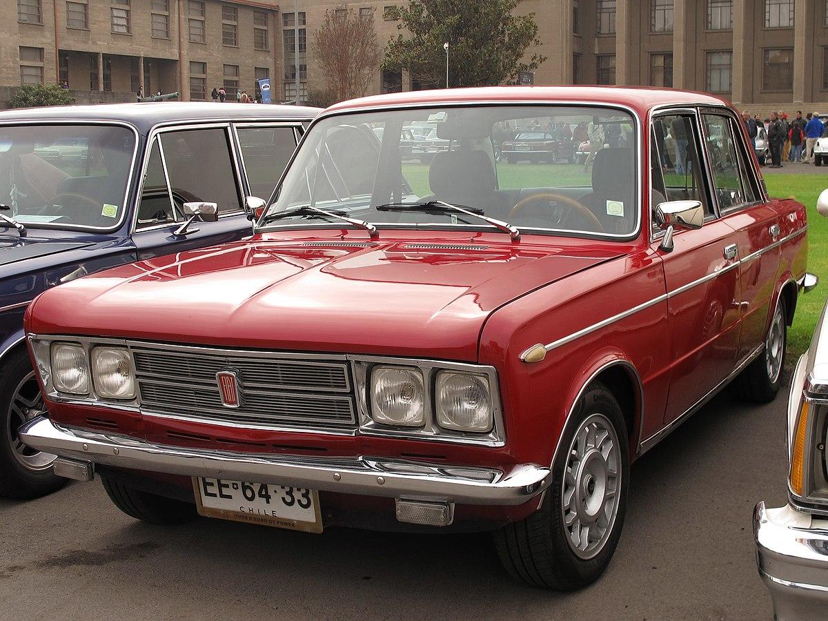 Fiat 125  Wikipedia