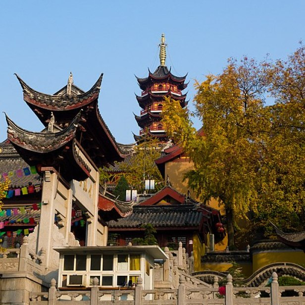 Jiming Temple, Nanjing