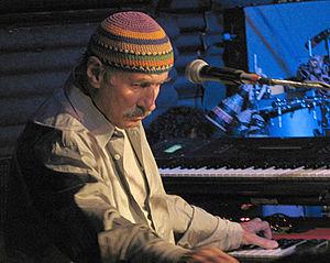 Joe Zawinul (famous jazz musician) live with h...