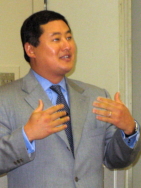 John Yoo - from Wikipedia
