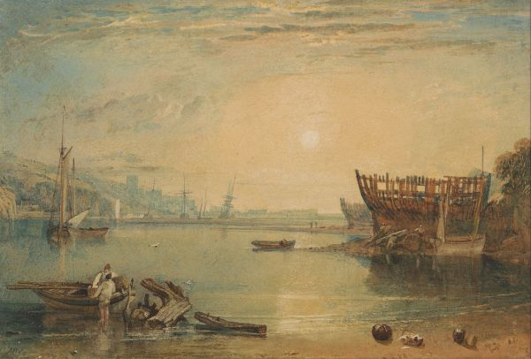 Joseph William Turner Paintings
