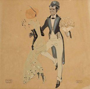 Cake-Walk, Leo Rauth, 1913