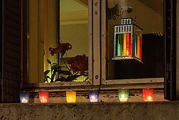 Lumignons fete des Lumieres Lyon 8-12-2013