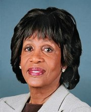 Maxine Waters (D-CA), Member of the U.S. House...