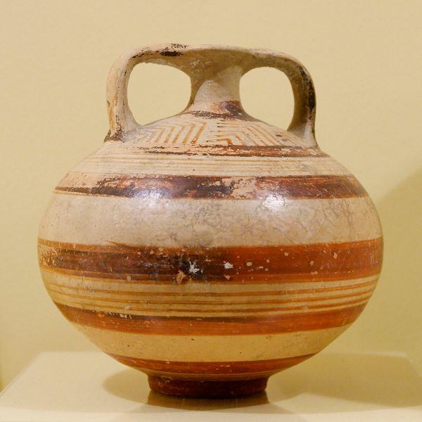 Greek Mycenaean Pottery