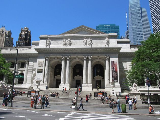 Image illustrative de l'article New York Public Library