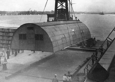 File:Quonset hut emplacement in Japan.jpg