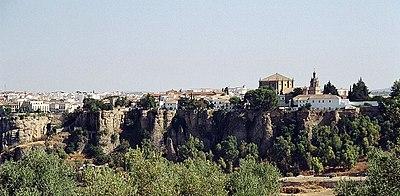 Ronda Spagna  Wikipedia